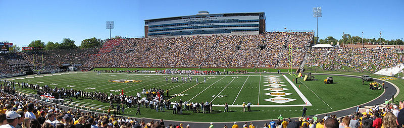 Missouri Football Stadium